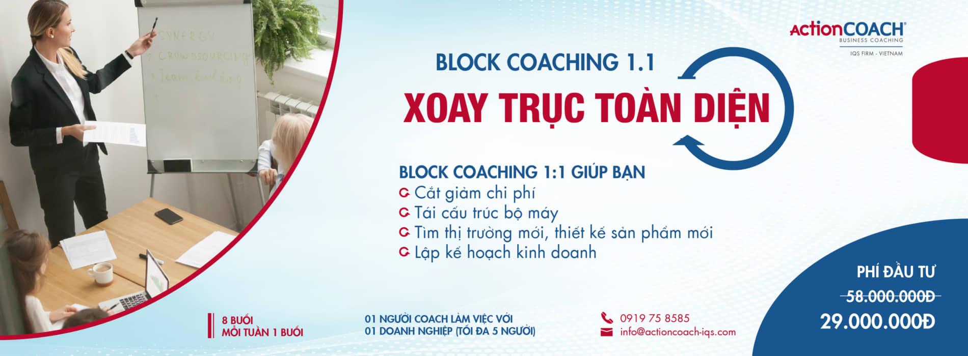 block coaching