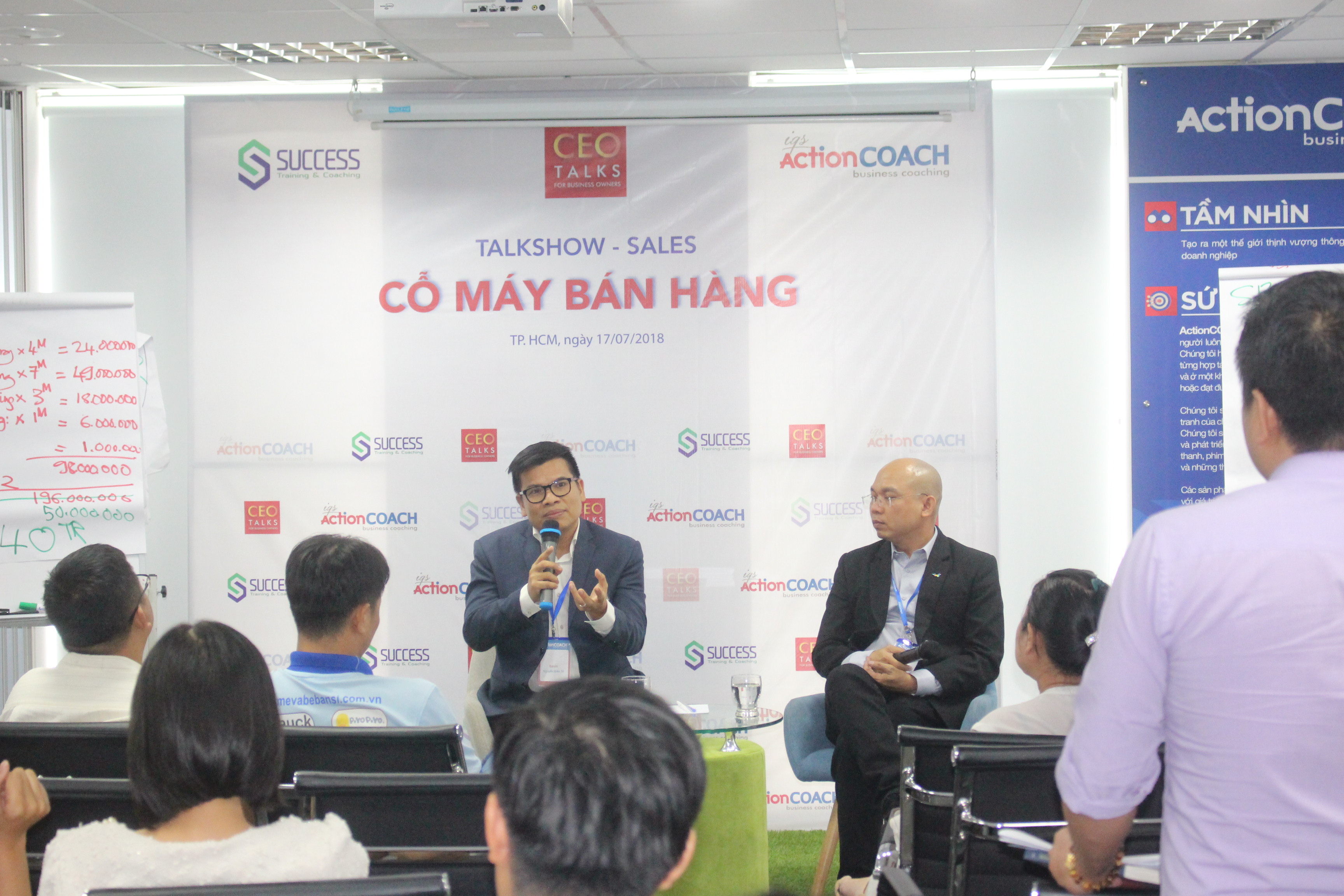 CEO Talks Firm IQS ActionCOACH