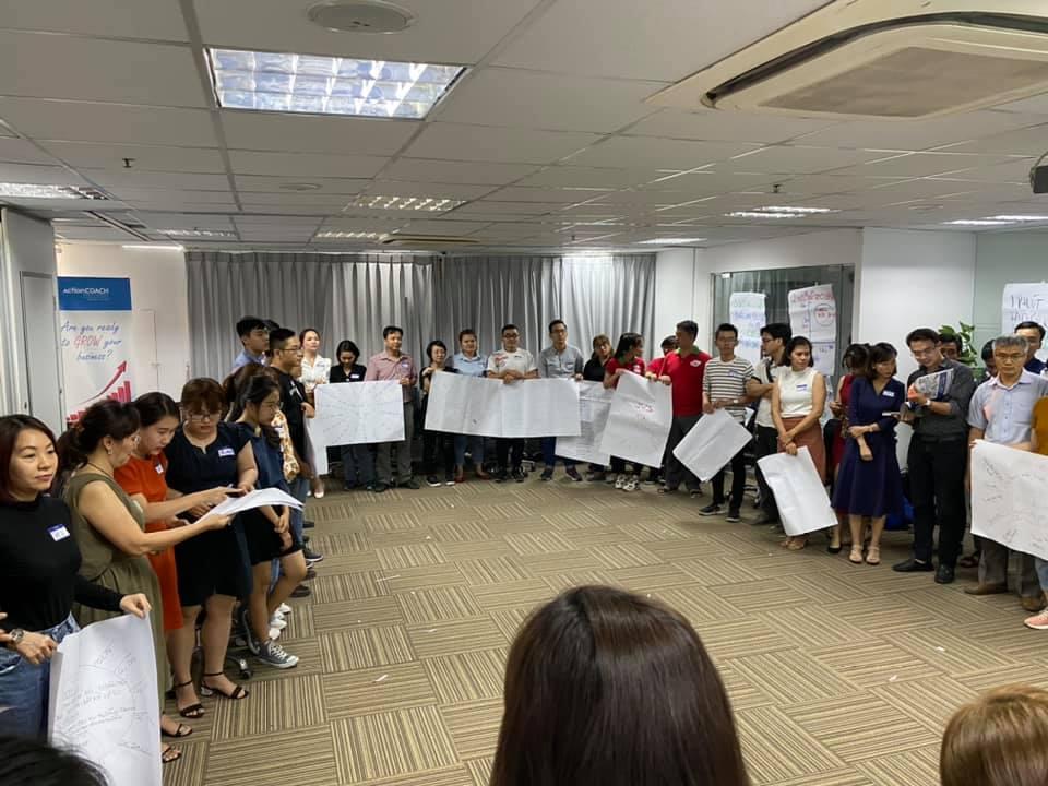 workshop marketing